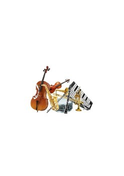 Music Instrument Cluster