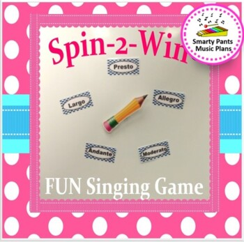Singing Game  {Fun Assessment}