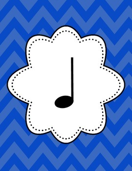 Music Literacy and Expressive Qualities Flash Cards