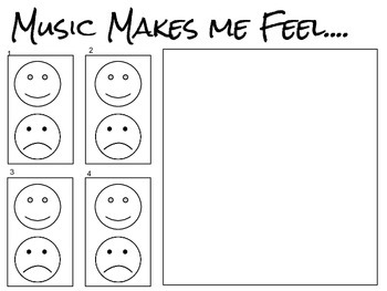 Music Makes me Feel