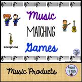 Music Matching Games
