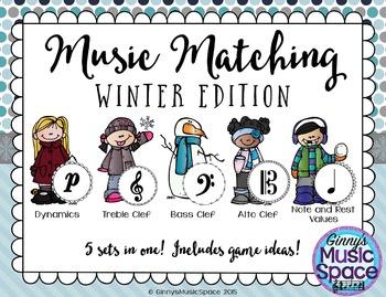 Music Matching Winter Edition
