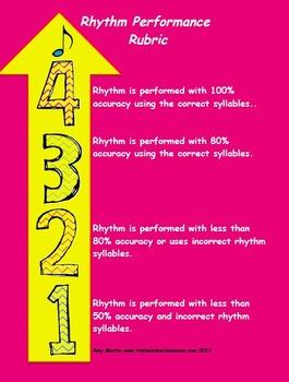 Music Performance Rubrics