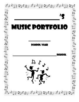 Music Portfolios Package