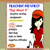RESPECT your music teacher