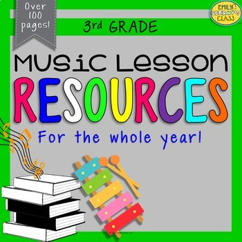 Music Resources (3rd Grade)