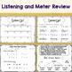 Music Review Workbook: Third Grade Starter