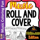 Music Roll and Cover Halloween Edition