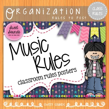 Music Rules {Arrows}
