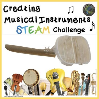 Music STEAM Challenge: Creating Musical Instruments from R