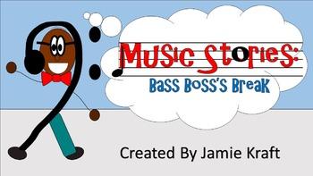 Music Stories: Bass Boss's Break
