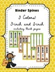Music Teacher Binder Covers & Spines - Busy Bee Kids