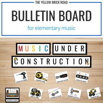 Music Under Construction Bulletin Board