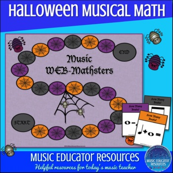 Music Web-Mathsters