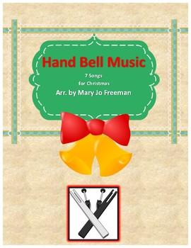 Hand Bell Music - Christmas Handbell bundle