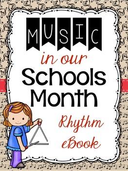 Music in Our Schools Month: Rhythm eBook