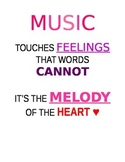 Music is... Poster