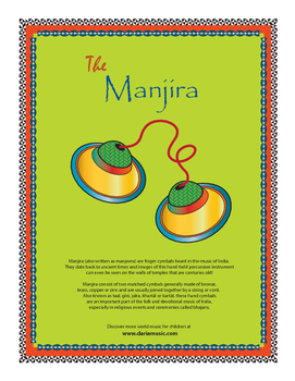 Music of India: Majira Handbells