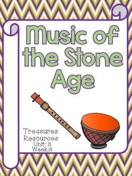 Music of the Stone Age Centers and Focus Wall Treasures Co