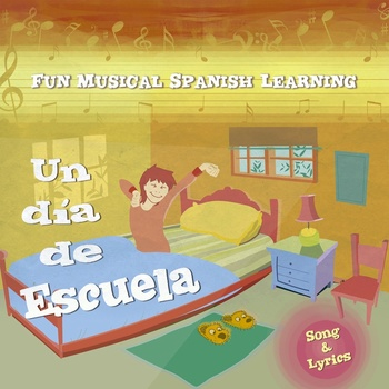 Music video: Un día de escuela / a school day