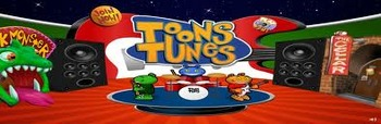 Music/Visual Arts Project - Tunes for Toons