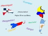 Musica latina! Realidades uno cultura