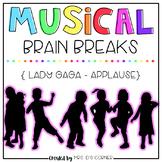 Musical Brain Breaks - Video 7 ( Applause )