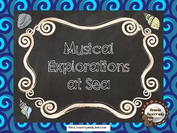 Musical Explorations at Sea