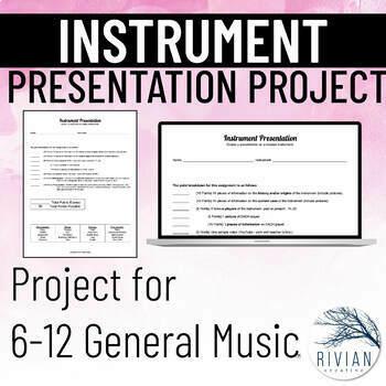 Musical Genre Presentation Project