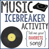 #AUSBTS17 Musical Icebreaker Activity