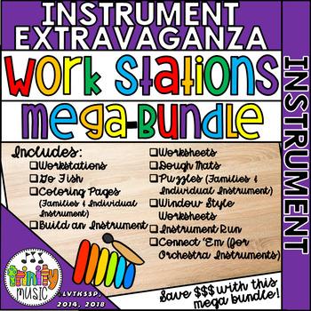 Instrument Extravaganza (MEGA BUNDLE)