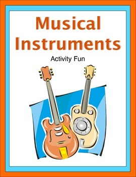 Musical Instruments Activity Fun