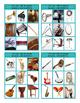 Musical Instruments Tic-Tac-Toe or Bingo