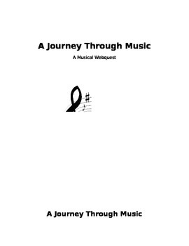Musical Webquest - Periods of Music