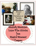 """Musically Montessori: Mozart and Variations on """"Twinkle Twinkle"""""""