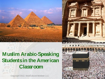 Muslim Arabic Speaking Students in the American Classroom: