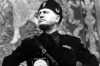 Mussolini and Facist Italy Powerpoint