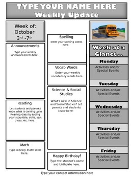 Must-See Weekly Newsletter