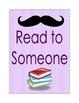Mustache Daily Five