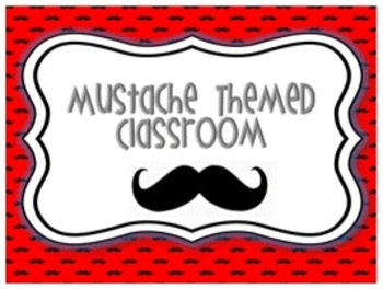 Mustache Theme Classroom