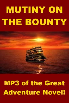 Mutiny on the Bounty -  mp3 Radio Drama