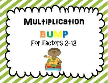 Mutiplication Bump for Factors 2-12