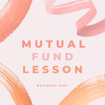 Mutual Fund Lesson Plan