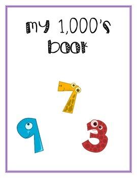My 1000's Book