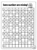 My 120 Chart (Starts from Zero), Task Cards and Worksheet.