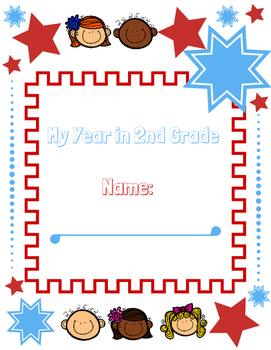 My 2nd Grade Memory Book {a no-prep, end of year printable