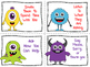 Social Skills Scripted Task Cards for The Next Steps To A