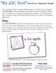 "Interactive Emergent Reader ""My ABC Book"""