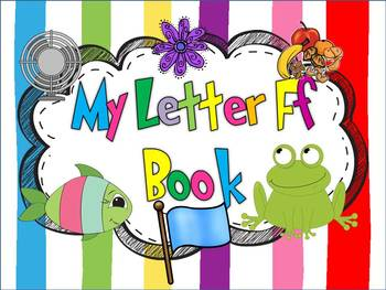 My ABC Book: The Letter F