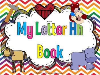 My ABC Book: The Letter H
